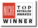 Craftsman House Gallery Top Retailer Award Winner Best Gallery in the U.S.
